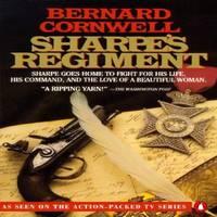 Sharpe's Regiment (Richard Sharpe's Adventure Series #17) by Bernard Cornwell - Paperback - from Discover Books and Biblio.com