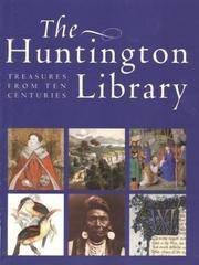 The Huntington Library  Treasures from Ten Centuries