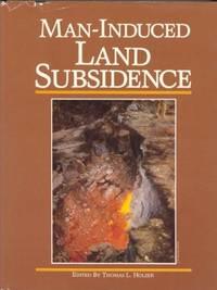 MAN-INDUCED LAND SUBSIDENCE.