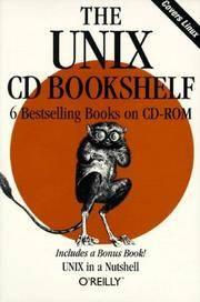Unix Cd Bookshelf (Contains 6 books and software)
