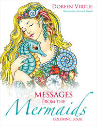 MESSAGES FROM THE MERMAIDS COLORING BOOK (O)