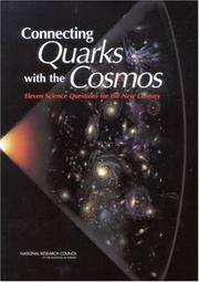 Connecting Quarks With the Cosmos: 11 Science Questions for the New Century