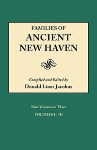 FAMILIES OF ANCIENT NEW HAVEN