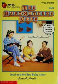 image of Jessi and the Bad Baby-Sitter (Baby-sitters Club)