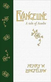 image of Evangeline: A Tale of Acadie (Goose Lane Editions Poetry Books)