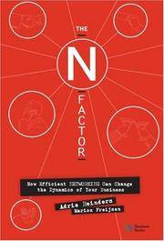 The N Factor: How Efficient Networking Can Change the Dynamics of Your Business