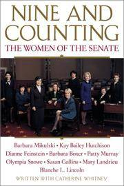 NINE AND COUNTING : THE WOMEN OF THE SEN
