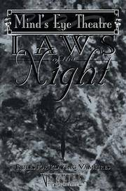 Laws of the Night (Mind's Eye Theatre)