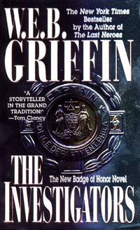 Badge of Honor 7: Investigators (Badge of Honor Novels (Paperback))
