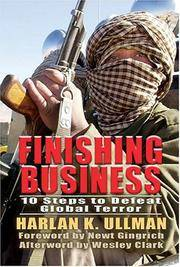 Finishing Business  Ten Steps to Defeat Global Terror