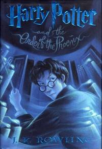 image of HARRY POTTER AND THE ORDER OF THE PHOENIX: Year Five at Hogwarts