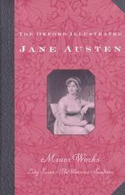 Works Of Jane Austen