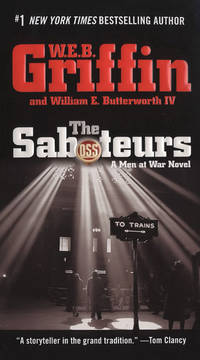 The Saboteurs (Men at War) by  William E  W.E.B.; Butterworth IV - Paperback - from Good Deals On Used Books and Biblio.com