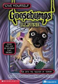 image of Goosebumps: In to the Twister of Terror