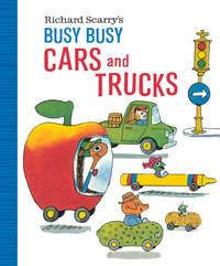 R SCARRYS BUSY BUSY CARS & TRUCKS