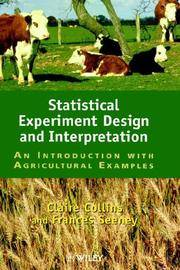 Statistical Experiment Design Interpr.: An Introduction (Earth Science)