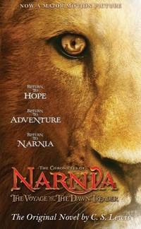 image of Chronicles of Narnia: The Voyage of the Dawn Treader Movie Tie-In Edition (rack)