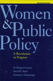 Women & Public Policy: A Revolution in Progress