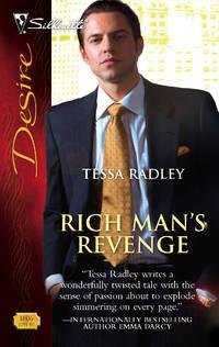 Rich Man's Revenge (Harlequin Desire)