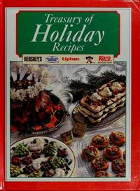 Treasury of Holiday Recipes  (From Your Favorite Brand Name Companies)