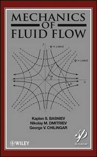 MECHANICS OF FLUID FLOW (HB 2012)