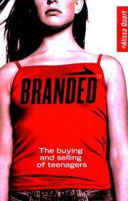 Branded. Buying and selling of teenagers