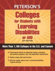 Colleges For Students With Learning Disabilities or AdHd