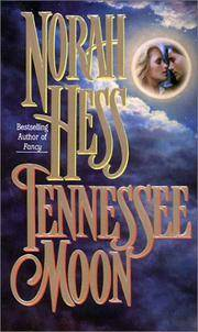 image of Tennessee Moon (Leisure historical romance)
