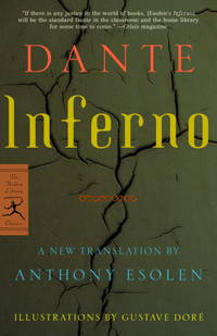 Inferno (Modern Library Classics) translated by Anthony Esolen