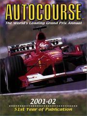 Autocourse 2001 - 2002