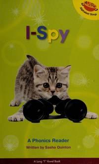 "I - Spy A Phonics Reader ""A Long I Vowel Book"