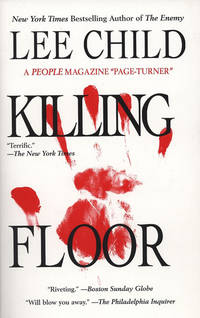 Killing Floor (Jack Reacher, No. 1) by Lee Child - Paperback - 2004-03-05 - from Books Express and Biblio.co.uk