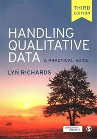 HANDLING QUALITATIVE DATA by RICHARDS - Paperback - from Campus Bookstore and Biblio.com