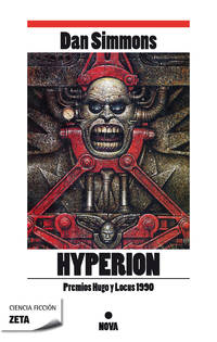 image of Hyperion (Spanish Edition) (Los cantos de Hyperion)