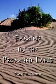 Famine in the Promised Land