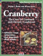 Cranberry (Natural Health Guide) (Natural Health Guide)