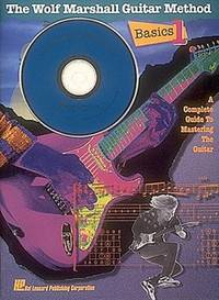 WOLF MARSHALL GUITAR METHOD BOOK 1 CD PKG