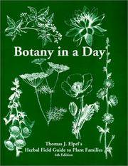 image of Botany in a Day:  Thomas J. Elpel's Herbal Field Guide to Plant Families, 4th Ed