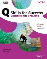 Q SKILLS FOR SUC 2E: INTR LISTEN & SPEAK