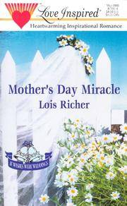 Mother's Day Miracle (If Wishes Were Husbands, Book 1) (Love Inspired #101)