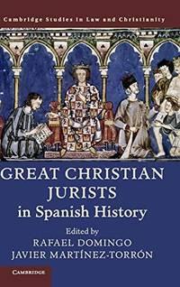 Great Christian Jurists in Spanish History (HC)