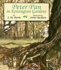 Peter Pan in Kensington Gardens (Dover Children's Classics) by J. M. Barrie  - Paperback  - from Discover Books (SKU: 3315857263)
