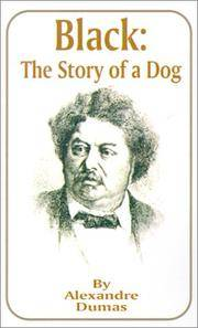 image of Black: The Story of a Dog
