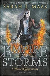 Empire of Storms (Throne of Glass) by Maas, Sarah J - 2016-09-06