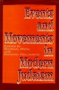 Events and Movements in Modern judaism