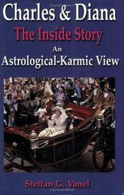 Charles & Diana:the Inside Story: An Astrological-karmic View