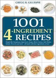 1001 4-Ingredient Recipes