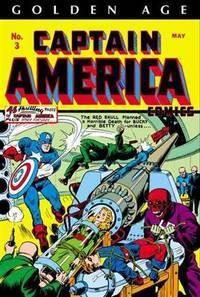 Golden Age Captain America. Volume 1: Nos. 1-12.