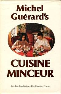 Michel Guerard's Cuisine Minceur by Michel Guerard - Hardcover - from Phatpocket Limited (SKU: Z1-F-062-00586)
