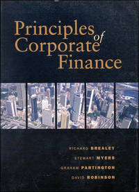 Principles of Corporate Finance: Australian Edition by Richard A. Brealey - Paperback - from Discover Books and Biblio.com